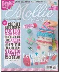 Mollie Makes - bimestrale n. 2 Novembre 2017 Pompon mania: la calza per doni