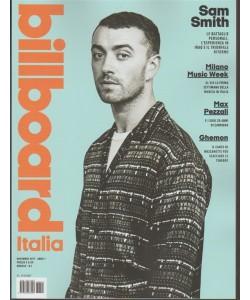 Billboard - mensile n. 1 anno 1 - Novembre 2017