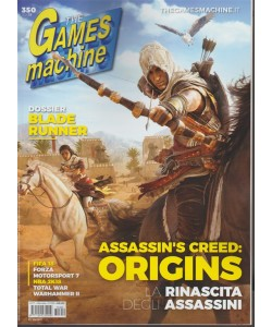 The Games Machine - mensile n. 350 novembre 2017 - Dossier Blade Runner