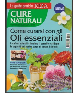 Le Guide Pratiche Riza - Bimestrale n. 1 Anno 1 - Novembre 2017 - Cure Naturali