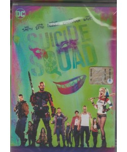 DVD - Suicide Squad - Regista: David Ayer