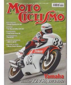 Motociclismo Epoca - mensile n.12/1 - Dicembre2017 Yamaha dossier TZ750, 1974-82