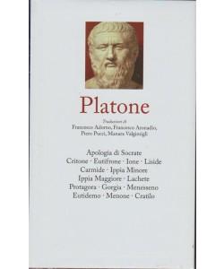 i Grandi Filosofi ed. RBA Italia vol.2 - Platone (1) - Apologia di Socrate...