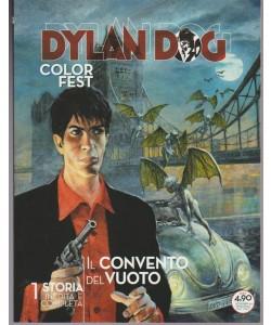 Dylan Dog Color Fest - trimestrale n. 23  Il Convento del Vuoto