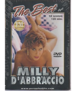DVD XXX - The Best of Milly d'Abbraccio