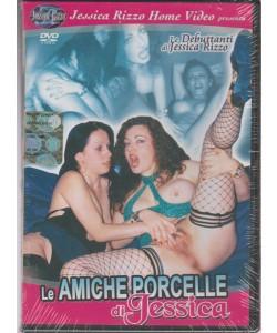 DVD XXX - Le amiche di JESSICA