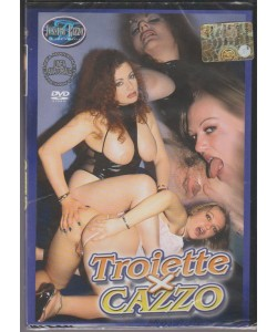 DVD XXX - Troiette x cazzo - Jessica Rizzo - linea amatoriale