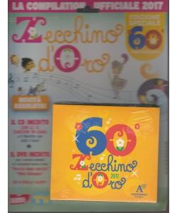 CD+DVD 60° Zecchino d'oro 2017 - Antoniano Bologna - Compilation ufficiale