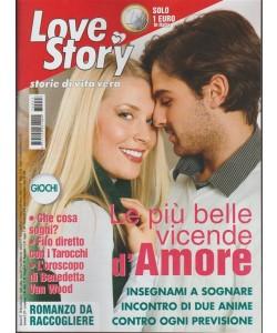 Love Story - settimanale n. 47 - 8 novembre 2017 - Storie di vita vera