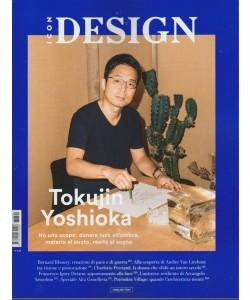 Icon Design - mensile n. 19 Novembre 2017 -Tokujin Yoshioka - English text