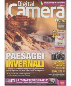 Digital Camera Magazine - mensile n. 184 Dicembre 2017 Paesaggi invernali