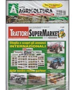 A Come Agricoltura - mensile n.48 Dicembre 201 + Trattori Super Market n.29/2017