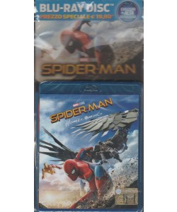 Blu-Ray disc - Spider-Man:  Homecoming  Marvel Studios