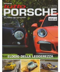 Tutto Porsche - bimestrale n. 96 - Novembre 2017 - Elogio alla leggerezza
