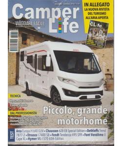 Camperlife viaggiare facile - mensile n. 60/61 Dicembre 2017 + Turismo CLife