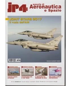 """JP4 - mensile di aeronautica se Spazio n.12 Dicembre2017 """"English summary inside"""