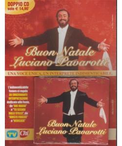 Doppio CD - Buon Natale Luciano Pavarotti - 30 emozionanti interpretazioni