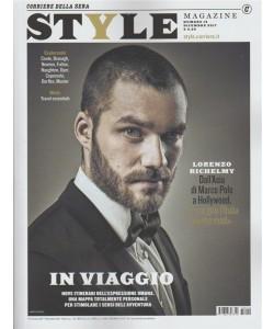 Style Magazine - Mensile n. 12 Dicembre 2017 by Corriere della Sera