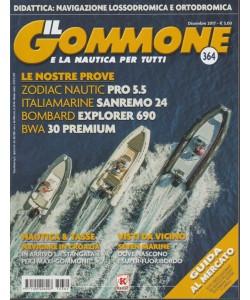 Il Gommone - mensile n. 364 Dicembre 2017 e la nautica per tutti