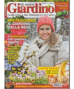 Il mio Giardino-mensile n.218 Dicembre 2017-Trattorini e rider x tutte le tasche