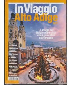 """In Viaggio - mensile n. 243 Dicembre 2017 """"Alto Adige 2017"""""""