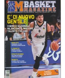 Basket Magazine - mensile n. 41 Dicembre 2017 E' di nuovo Gentile