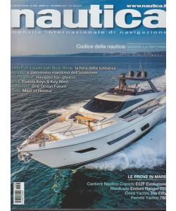 Nautica - mensile internazionale di navigazione n.668 Dicembre 2017