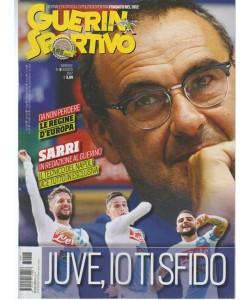 Guerin Sportivo - mensile n. 8 Agosto 2017 - Le regine d'Europa