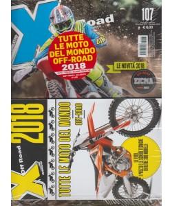 X Off Road -mensile n.107 Dicembre 2017+ pocket Tutte le moto del mondo Off-road