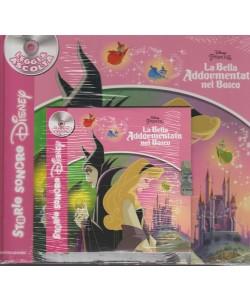 Storie sonore Disney: libro + CD - vol. 18 La bela addormentata nel Bosco