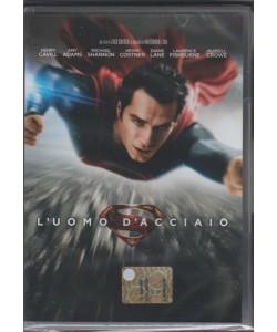 DVD - Superman: L'uomo d'acciaio - un film di Zack Snyder