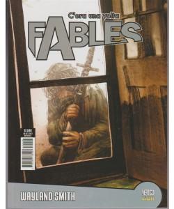 C'era una volta Fables- mensile n.38 settembre 2017- Wayland Smith- Vertigo Lion