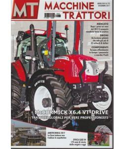 MT Macchine Trattori - mensile n. 178 Dicembre 2017