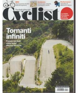 Cyclist - mensile n.19 Dicembre 2017- la rivista del ciclismo più letta al mondo