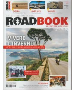 Road Book - bimestrale n. 3 Dicembre 2017 Viaggi e Scoperte in moto