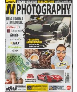 Nikon Photography - mensile n. 70 Gennaio 2018 - 100% Nikon