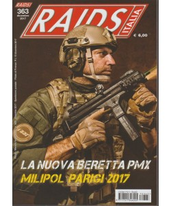 Raids Italia - mensile n. 363 Dicembre 2017