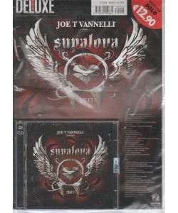 Doppio CD - Joe T Vannelli Presenta: Supalova Compilation 2k17