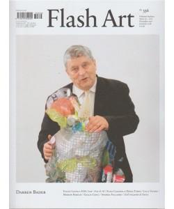 Flash Art - bimestrale n. 336 Dicembre 2017 - Edizione italiana - Darren Bader