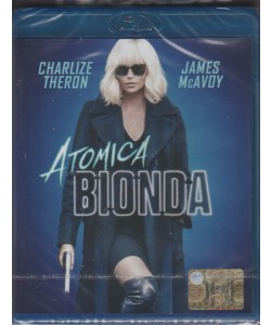 Blu-Ray Disc - Atomica Bionda con Charlize Theron, James McAvoy