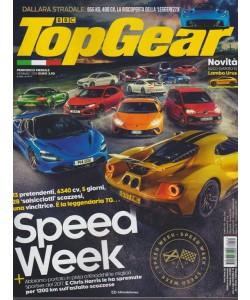 Top Gear - mensile n. 122 Gennaio 2018 - Svelata la Lambo Urus