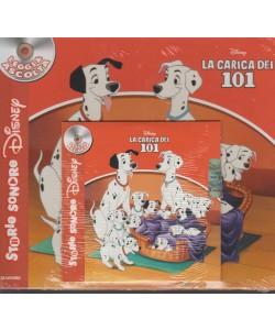 """Storie sonore Disney: libro + CD - vol. 19 """"La carica dei 101"""""""
