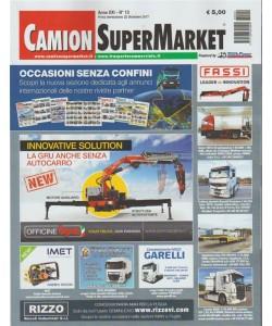Camion Super Market - mensile n.13 Divcembre 2017 + Ok Trucks Magazine n.13/2017