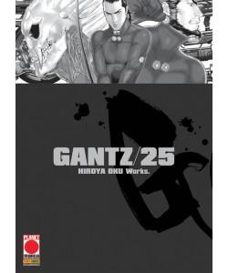 Manga: Gantz Nuova Edizione   25 - Planet Manga - Panini Comics
