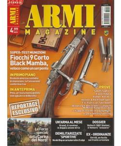 Armi Magazine - mensile n. 1 Gennaio 2018 le forze Speciali della Corea del Nord