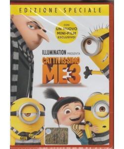 DVD - Cattivissimo Me 3 - Edizione speciale