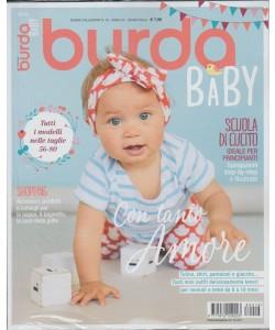 Burda Baby - Semestrale n. 16 Dicembre 2017 Con tanto amore
