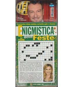 Telesette - settimanale pocket n. 1 - 27 Dicembre 2017 + Enigmistica delle feste