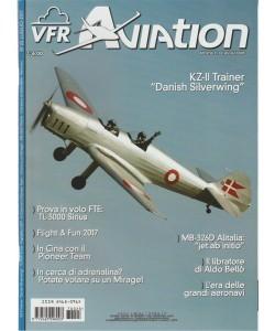 Vfr Aviation - mensile di aviazione n. 25 Luglio 2017