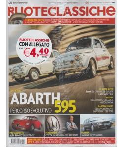 Ruote Classiche - mensile n. 349 Gennaio 2018 + Quattroruote Collection